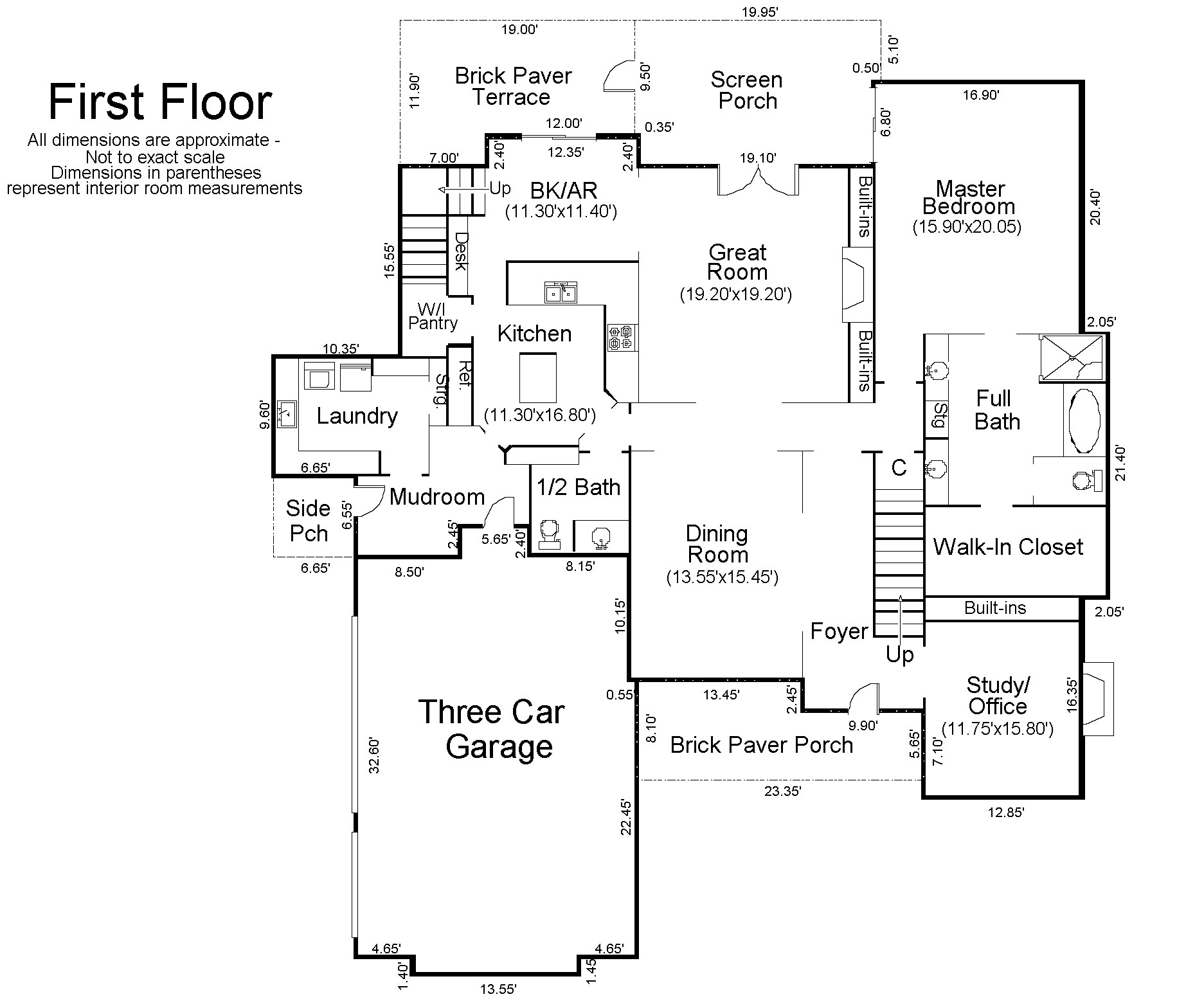 Click here to see a larger picture of this sample floorplan